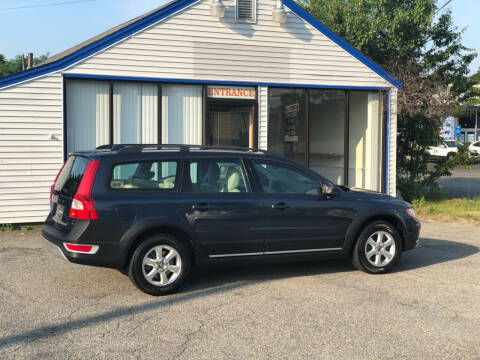 2008 Volvo XC70 for sale at HYANNIS FOREIGN AUTO SALES in Hyannis MA