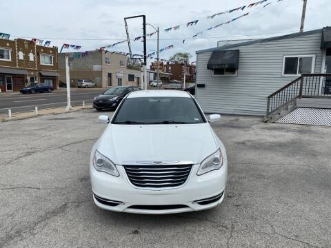 2013 Chrysler 200 for sale at StarsNStripes Auto in Saint Louis MO