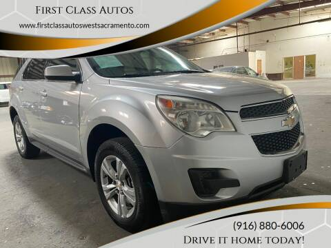 2014 Chevrolet Equinox for sale at Car Source Center in West Sacramento CA