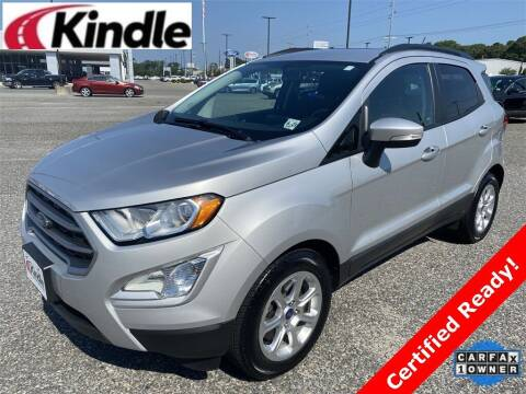 2018 Ford EcoSport for sale at Kindle Auto Plaza in Cape May Court House NJ