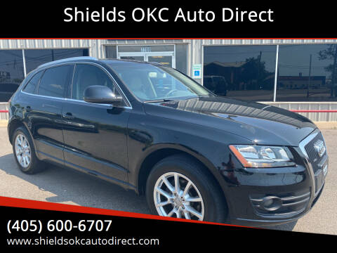 2011 Audi Q5 for sale at Shields OKC Auto Direct in Oklahoma City OK