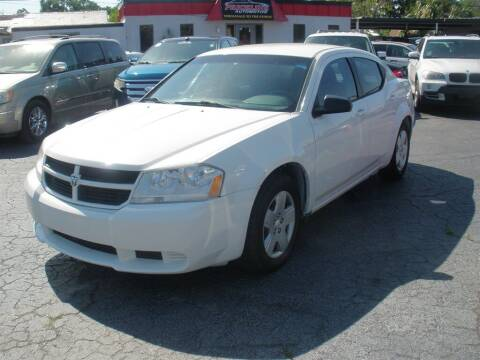 2008 Dodge Avenger for sale at Priceline Automotive in Tampa FL