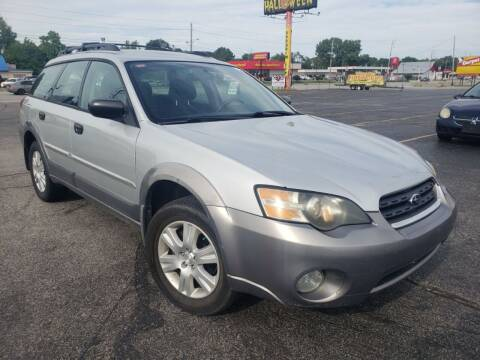 2005 Subaru Outback for sale at speedy auto sales in Indianapolis IN