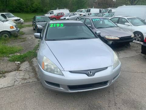 2003 Honda Accord for sale at Stan's Auto Sales Inc in New Castle PA