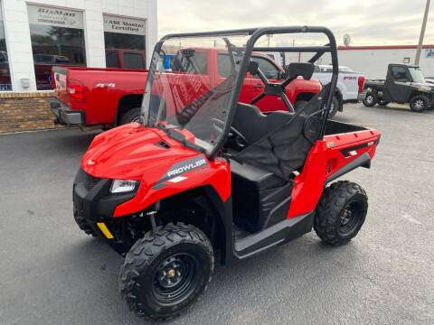 2018 Textron Prowler for sale at BISMAN AUTOWORX INC in Bismarck ND