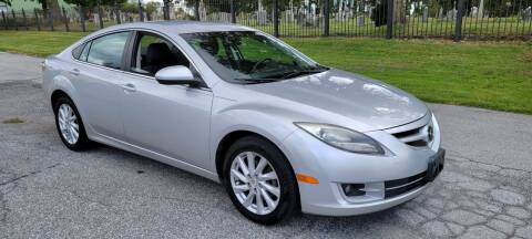2012 Mazda MAZDA6 for sale at WEELZ in New Castle DE