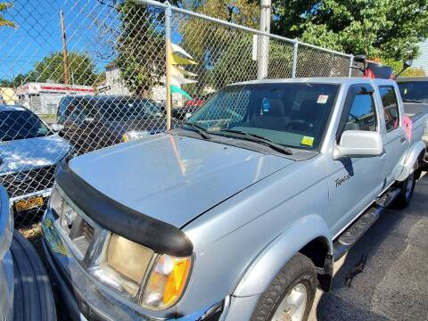 2000 Nissan Frontier for sale at Deleon Mich Auto Sales in Yonkers NY
