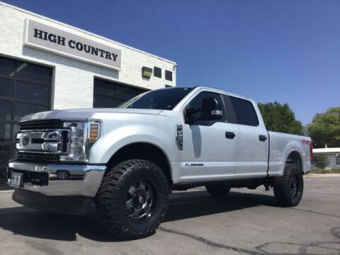 2018 Ford F-250 Super Duty for sale at High Country Motor Co in Lindon UT