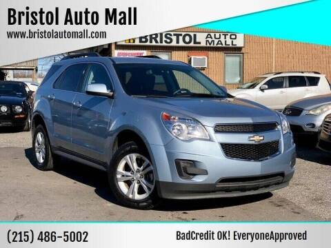 2015 Chevrolet Equinox for sale at Bristol Auto Mall in Levittown PA
