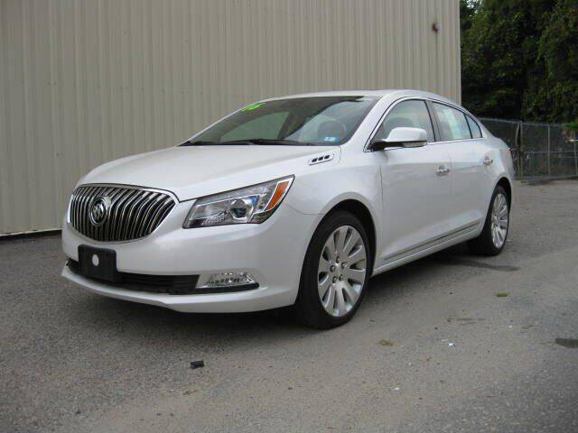 2016 Buick LaCrosse for sale at Jareks Auto Sales in Lowell MA