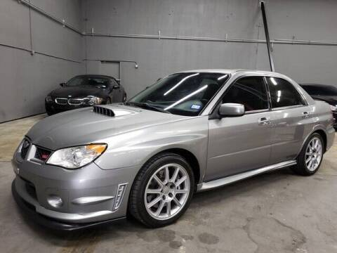 2007 Subaru Impreza for sale at EA Motorgroup in Austin TX