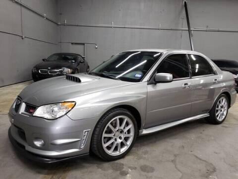 2007 Subaru Impreza for sale at EA Motorgroup in Austin TX
