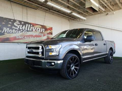 2016 Ford F-150 for sale at SULLIVAN MOTOR COMPANY INC. in Mesa AZ
