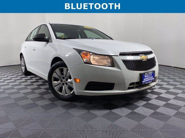 2014 Chevrolet Cruze for sale at GotJobNeedCar.com in Alliance OH