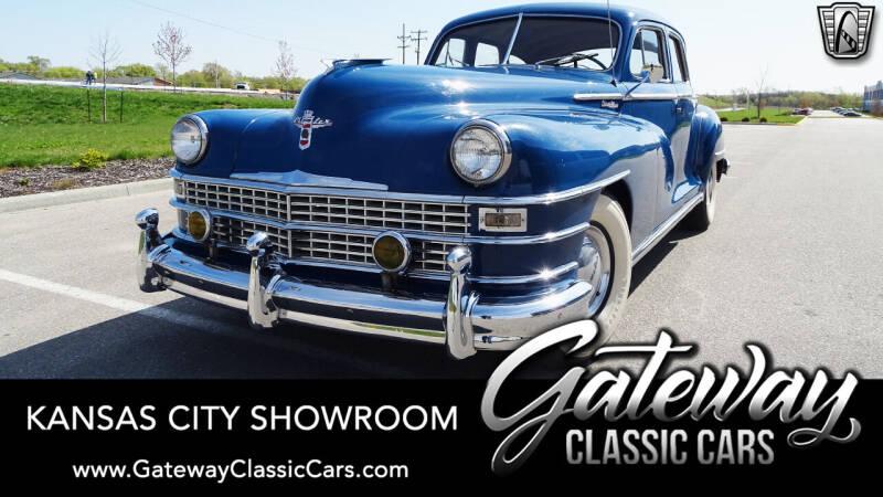 1948 Chrysler New Yorker for sale in Olathe, KS