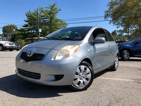 2008 Toyota Yaris for sale at Keystone Auto Center LLC in Allentown PA