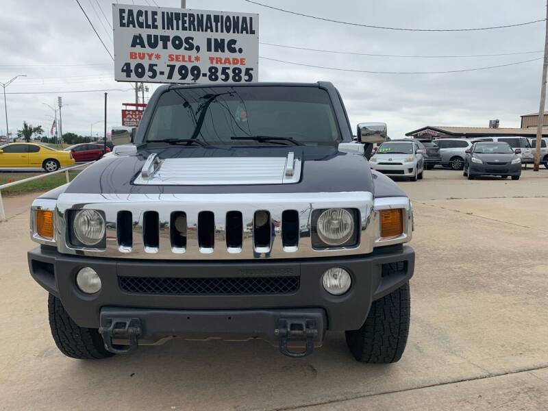 2010 HUMMER H3 for sale at Eagle International Autos Inc in Moore OK
