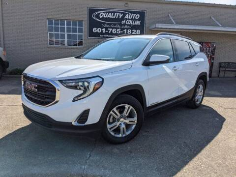 2018 GMC Terrain for sale at Quality Auto of Collins in Collins MS