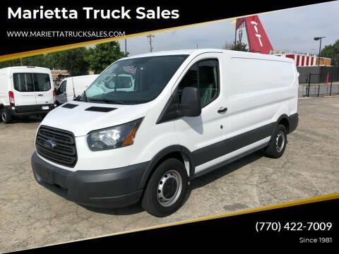 2015 Ford Transit Cargo for sale at Marietta Truck Sales in Marietta GA