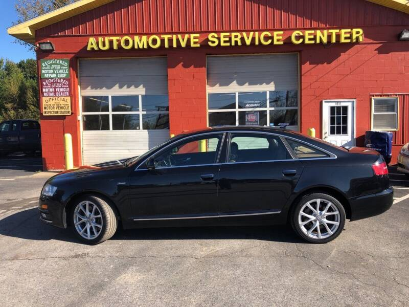 2010 Audi A6 for sale at ASC Auto Sales in Marcy NY