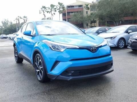 2019 Toyota C-HR for sale at Selecauto LLC in Miami FL