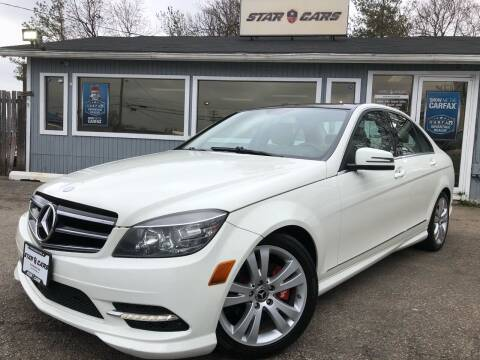 2011 Mercedes-Benz C-Class for sale at Star Cars LLC in Glen Burnie MD