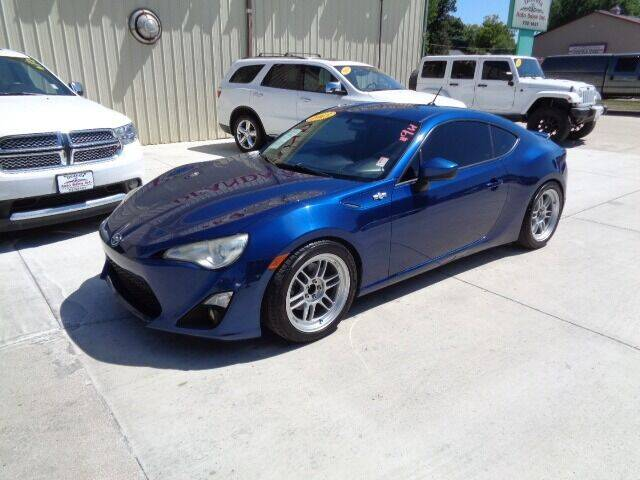 2013 Scion FR-S for sale at De Anda Auto Sales in Storm Lake IA