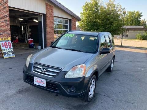2006 Honda CR-V for sale at King Car Care in Milwaukee WI