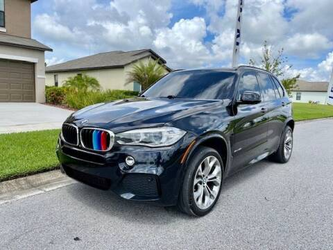 2014 BMW X5 for sale at Ramos Auto Sales in Tampa FL