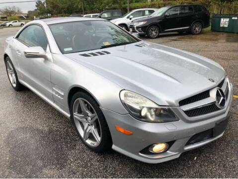 2009 Mercedes-Benz SL-Class for sale at Shore Drive Auto World in Virginia Beach VA