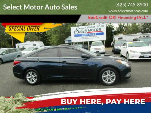 2013 Hyundai Sonata for sale at Select Motor Auto Sales in Lynnwood WA