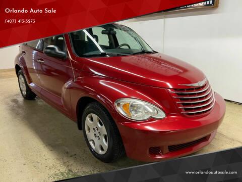 2006 Chrysler PT Cruiser for sale at Orlando Auto Sale in Orlando FL