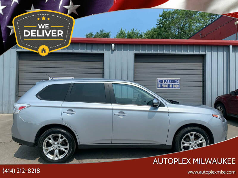 2014 Mitsubishi Outlander for sale at Autoplex 2 in Milwaukee WI