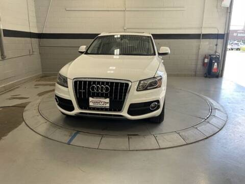 2011 Audi Q5 for sale at Luxury Car Outlet in West Chicago IL