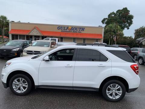 2016 Chevrolet Equinox for sale at Gulf South Automotive in Pensacola FL