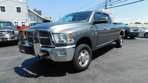 2010 Dodge Ram Pickup 3500 for sale at Action Automotive Service LLC in Hudson NY