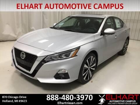 2021 Nissan Altima for sale at Elhart Automotive Campus in Holland MI