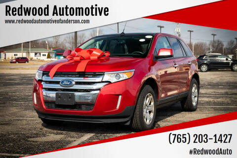 2011 Ford Edge for sale at Redwood Automotive in Anderson IN