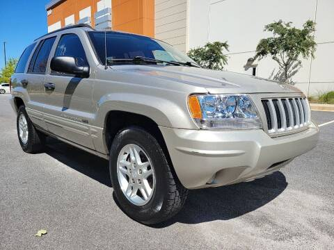 2004 Jeep Grand Cherokee for sale at ELAN AUTOMOTIVE GROUP in Buford GA