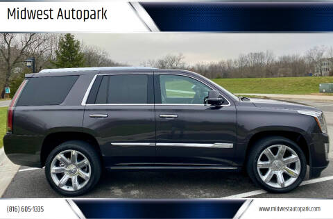 2015 Cadillac Escalade for sale at Midwest Autopark in Kansas City MO
