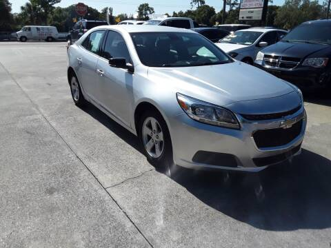 2016 Chevrolet Malibu Limited for sale at FAMILY AUTO BROKERS in Longwood FL