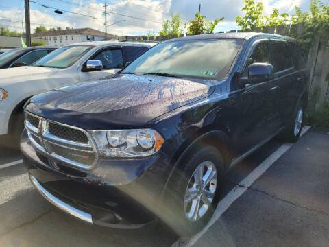 2012 Dodge Durango for sale at Shaddai Auto Sales in Whitehall OH