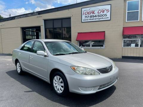 2006 Toyota Camry for sale at I-Deal Cars LLC in York PA