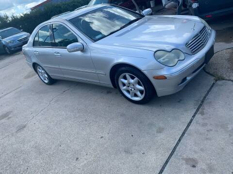 2004 Mercedes-Benz C-Class for sale at Whites Auto Sales in Portsmouth VA