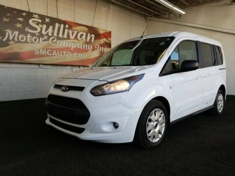 2015 Ford Transit Connect Wagon for sale at SULLIVAN MOTOR COMPANY INC. in Mesa AZ