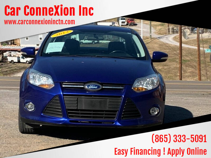 2013 Ford Focus for sale at Car ConneXion Inc in Knoxville TN