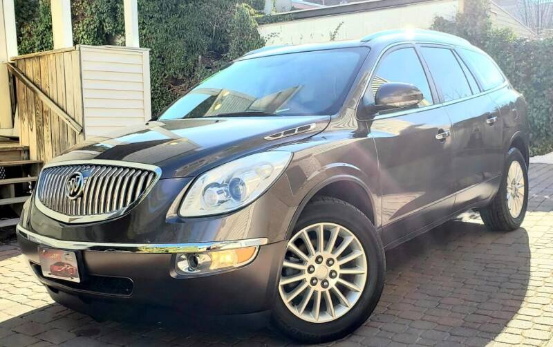 2012 Buick Enclave for sale at Best Cars Auto Sales in Everett MA