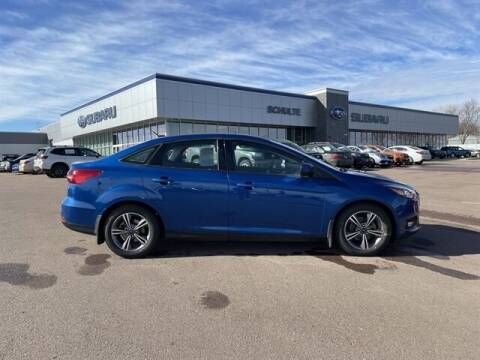 2018 Ford Focus for sale at Schulte Subaru in Sioux Falls SD