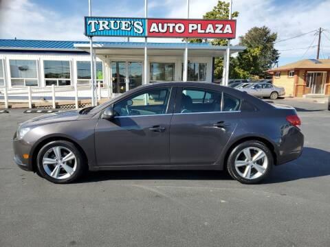 2011 Chevrolet Cruze for sale at True's Auto Plaza in Union Gap WA