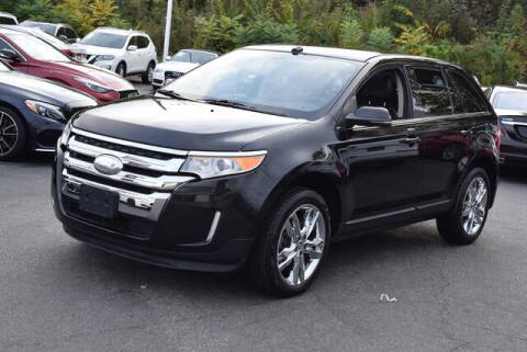 2013 Ford Edge for sale at Automall Collection in Peabody MA